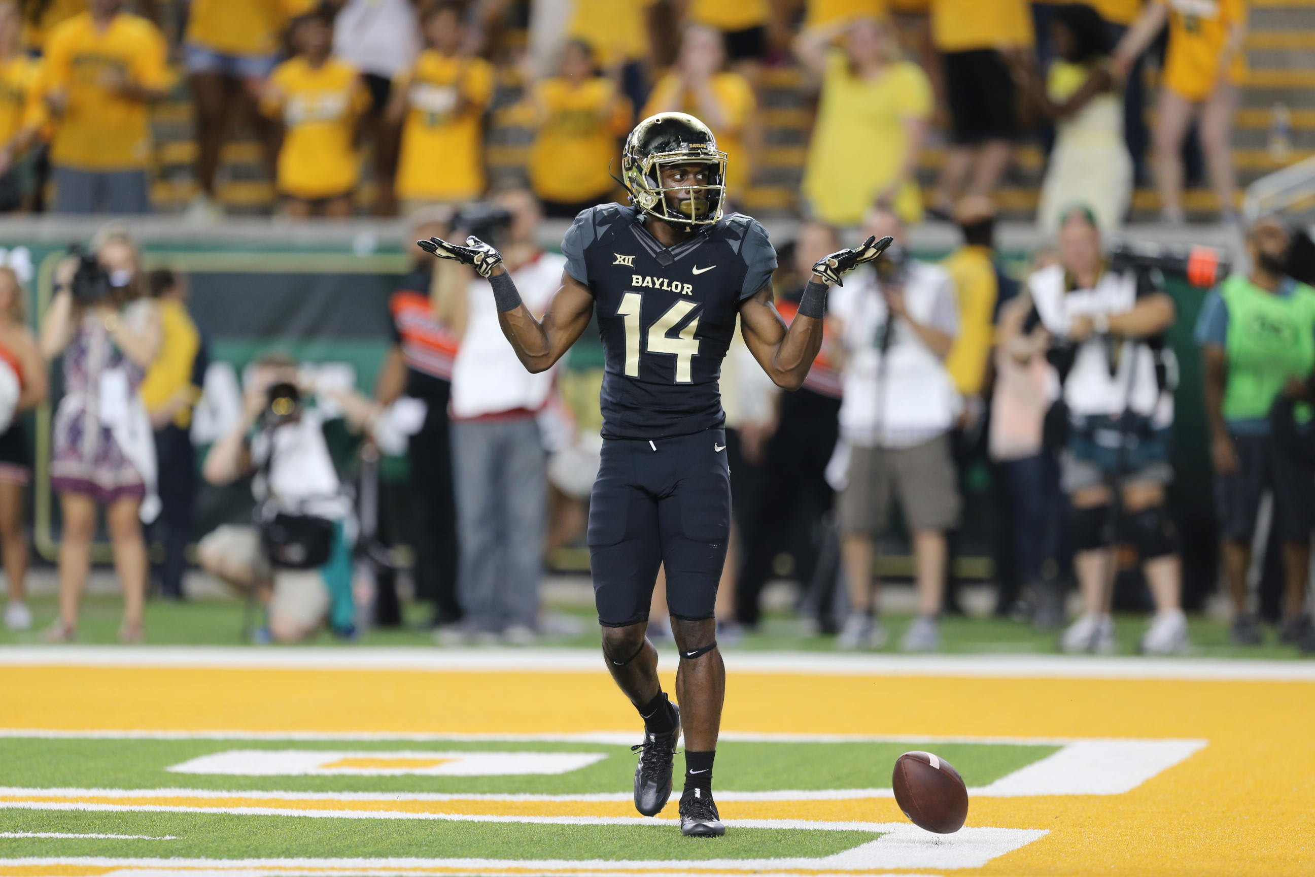 Can't Make It To Ames? - Baylor University Athletics