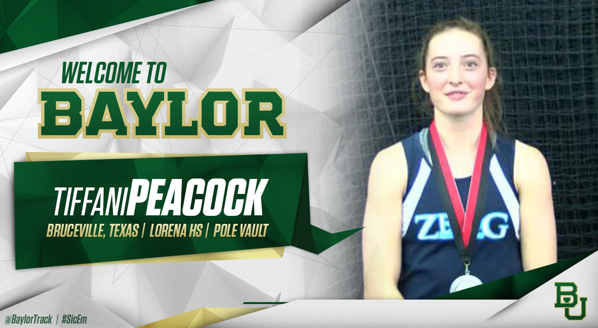 Track & Field Adds Seven To Signing Class - Baylor