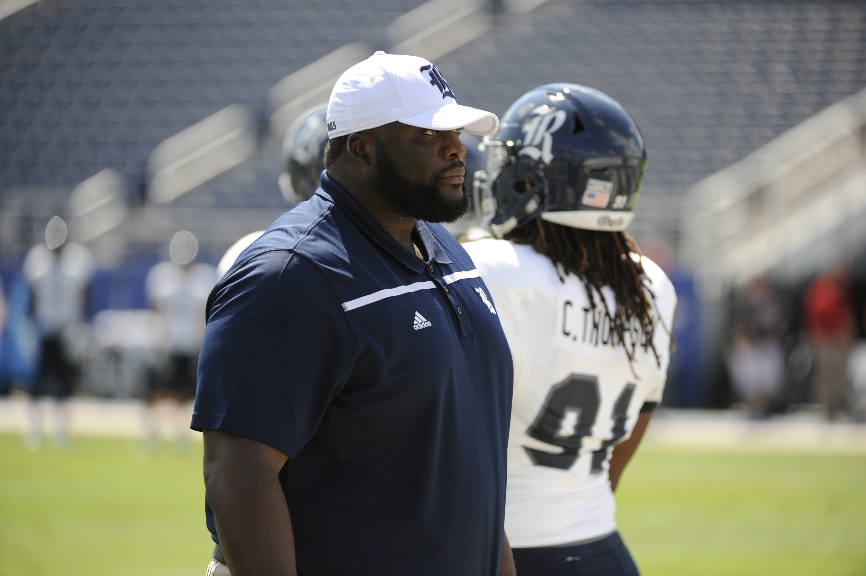 Frank Okam Hired As Baylor Defensive Line Coach Baylor University Athletics
