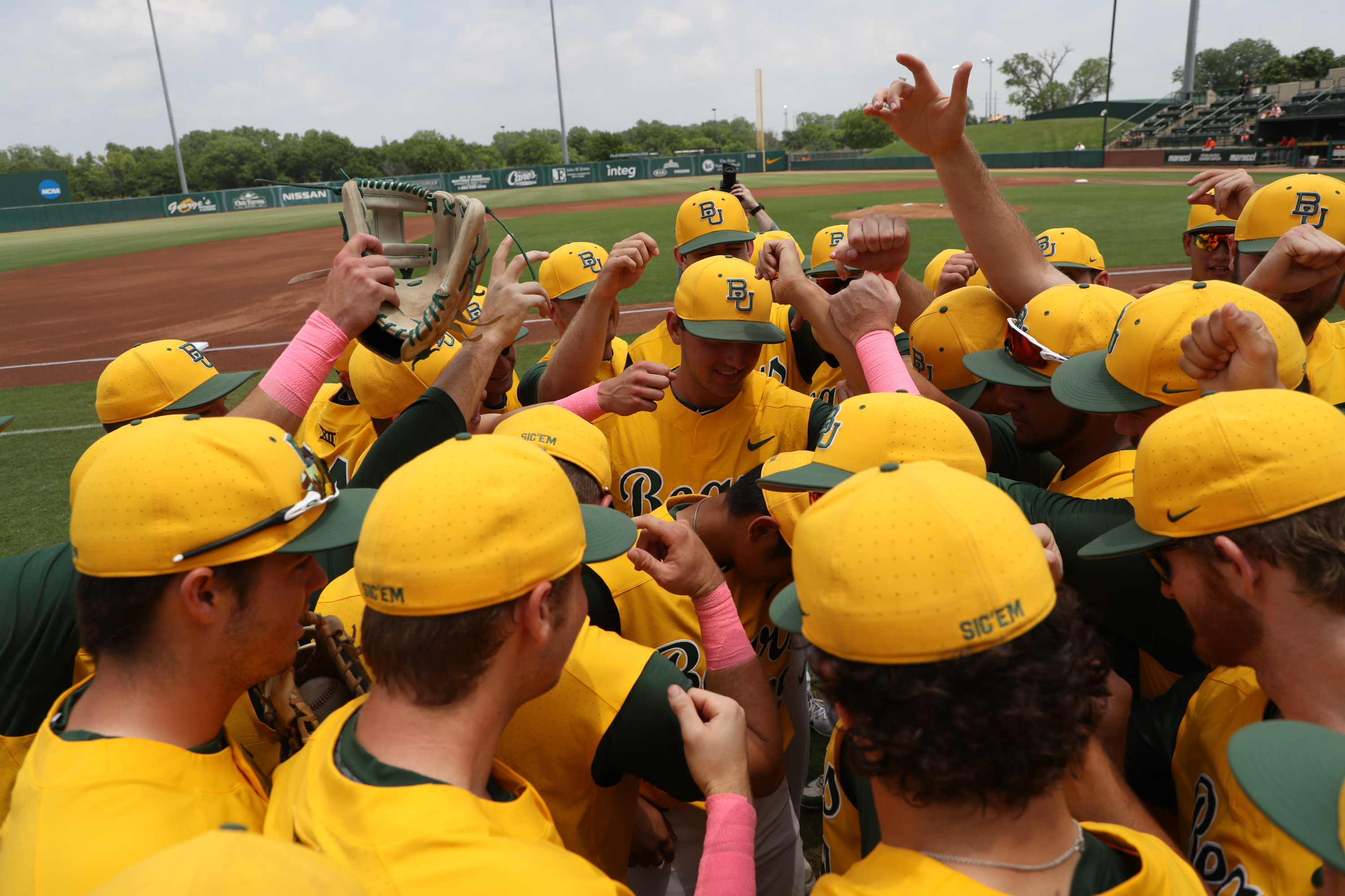 Baseball Adds 12 for Class of 2019 - Baylor University Athletics