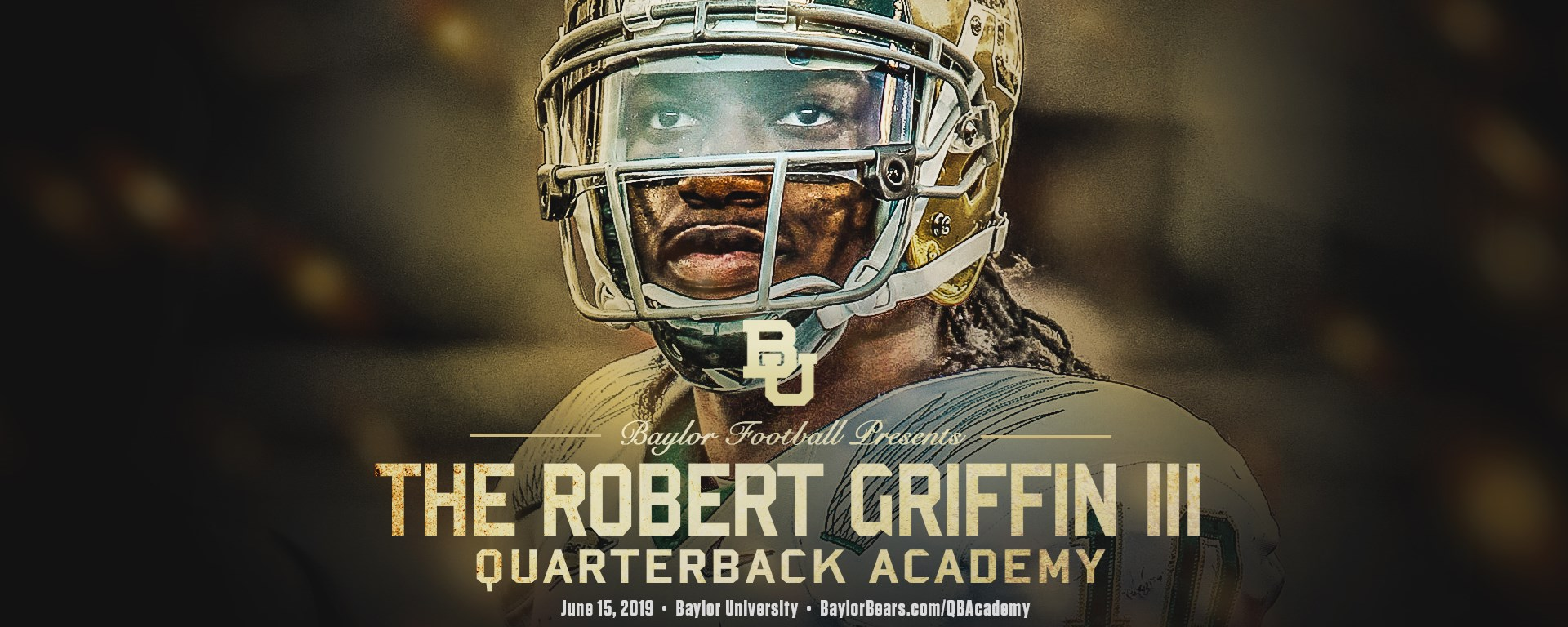 572236ca RGIII 'COMING HOME' FOR PASSING ACADEMY - Baylor University Athletics
