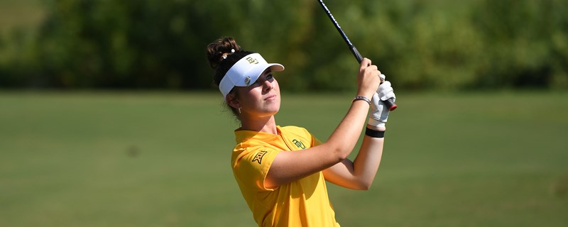 Girls's Golf Set to Defend Their Crown on the Schooner Fall Traditional – Baylor College Athletics